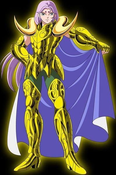 le chevalier d'or du belier