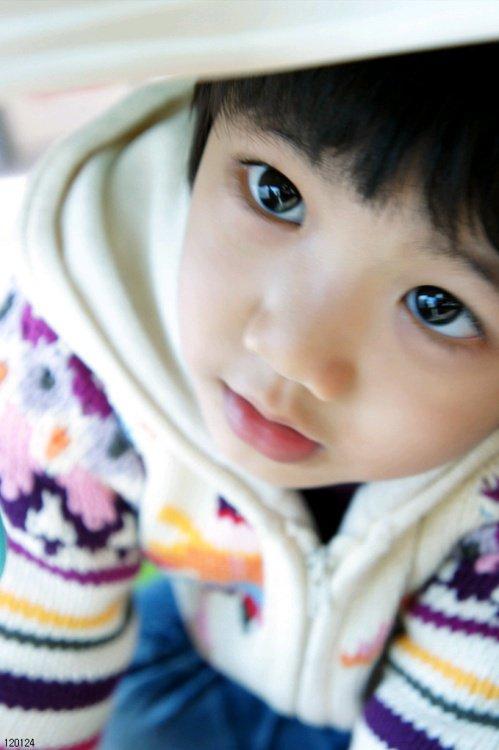 Enfants Asiatiques