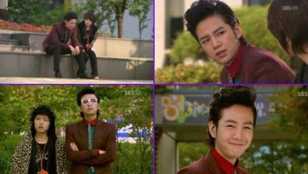 Kim Shin Hye Fiction Chapitre 6 : Chapitre 6 : Journée shopping avec un prince fashionnista partie 1