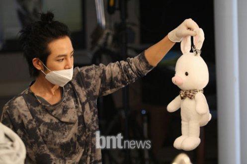Kim Shin Hye Fiction Chapitre 8 : La naissance du lapin cochon