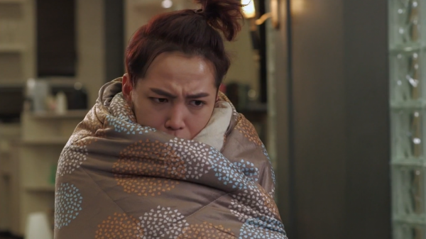 Kim Shin Hye Fiction Chapitre 15 : Un Sukie malade