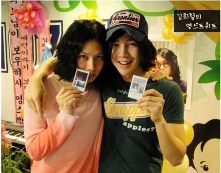 Kim Shin Hye Fiction Chapitre 17 :Visite d'un ami