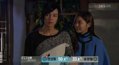 Kim Shin Hye Fiction Chapitre 23 : Rivale