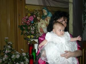 bapteme a ma petite cousine milyange