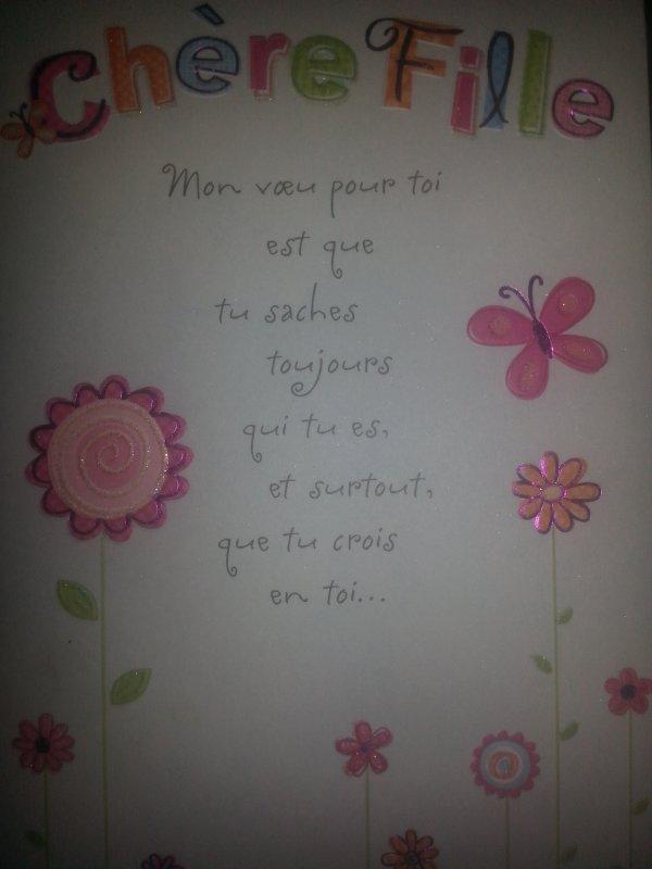 carte de fete de mon papa