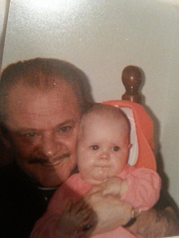 grand papa et moi