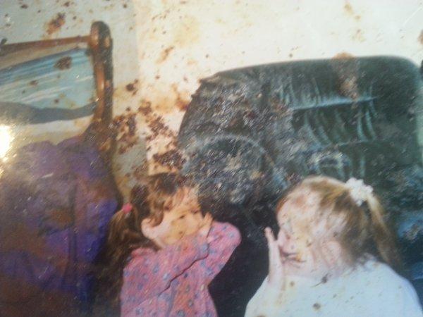 moi et ma cousine aline