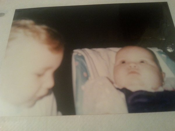 moi et ma cousine catherine