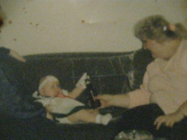 moi et ma tante lucienne