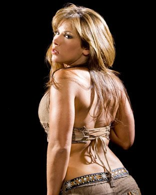 Blog sur mickie james