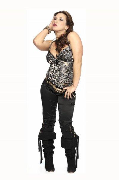 Photo de mickie james à la TNA