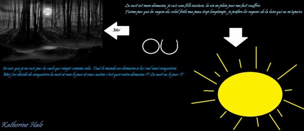 Es-tu une personne de Jour ou une personne Nocturne ?!