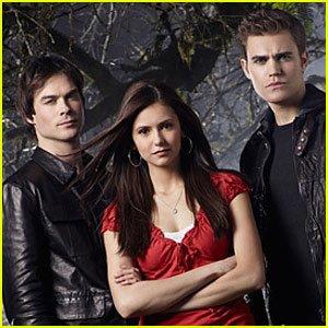 Vampire Diaries !!! (Journal d'un vampire)
