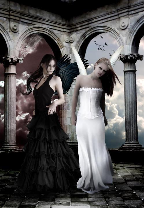 Ange des ténèbres ou Ange de la lumière ?!