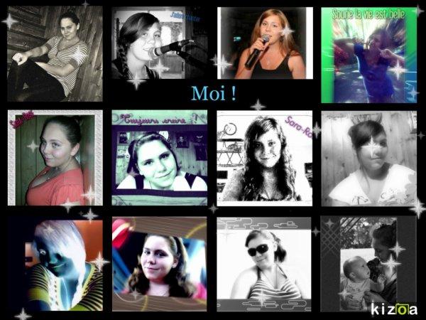 Plusieurs photo de moi en 1 :) !