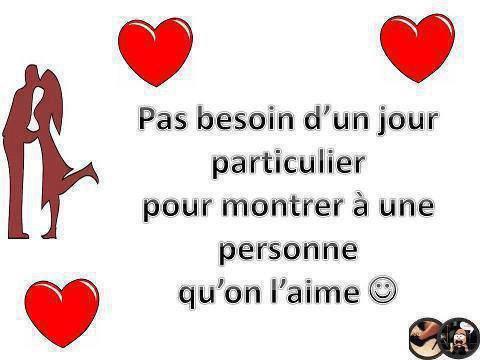 L'amour !