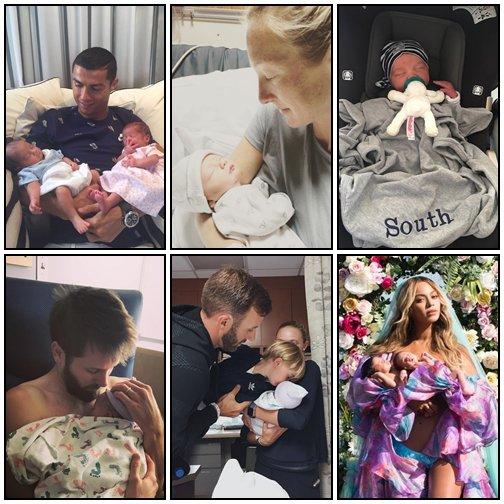 Les bébés de l'année 2017 - P2