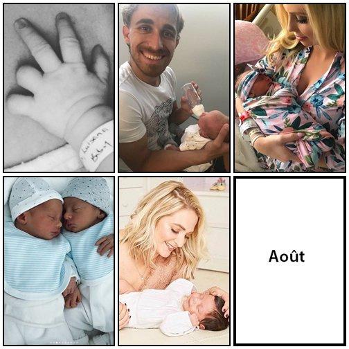 Les bébés de l'année 2018 - P3