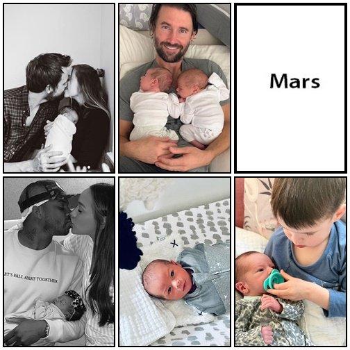 Les bébés de l'année 2020 - P1