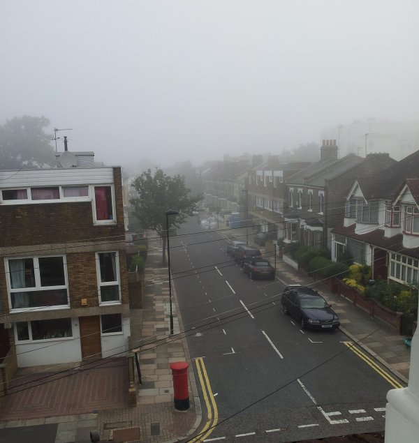 Un simple matin à Londres: 05/09/13