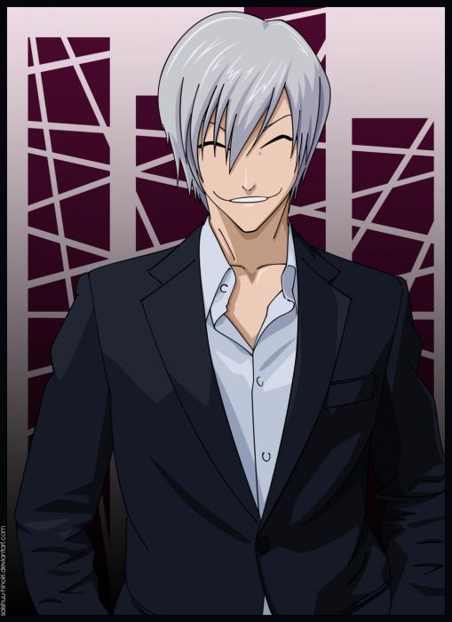 Ichimaru Gin with all Bleach