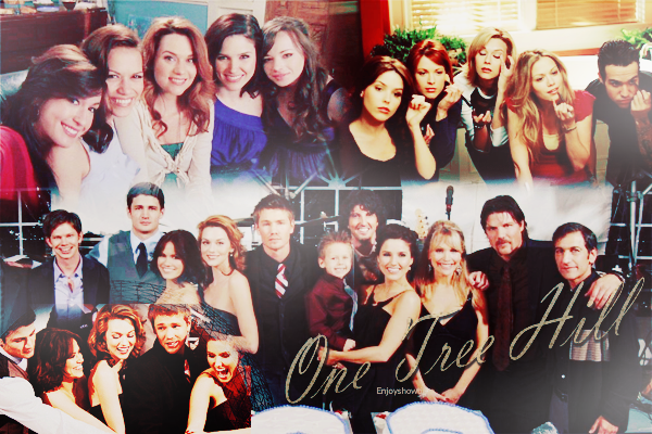 SERIE: ♡ One Tree Hill « There is only one Tree Hill, and it's our home.»