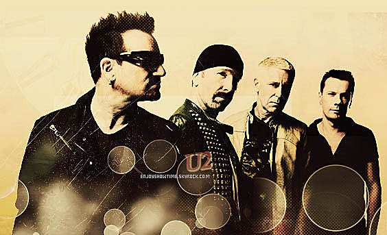 MUSIC: ♡ U2 Découvrez & devenez fan de U2  «It's a beautiful day, don't let it get away..» ♥