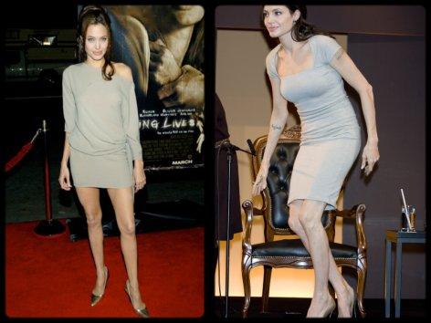 Angelina Jolie Anorexique Photo angelina jolie - starpeople