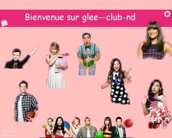Suis toute l'actualité des stars de Glee sur glee--club-nd !