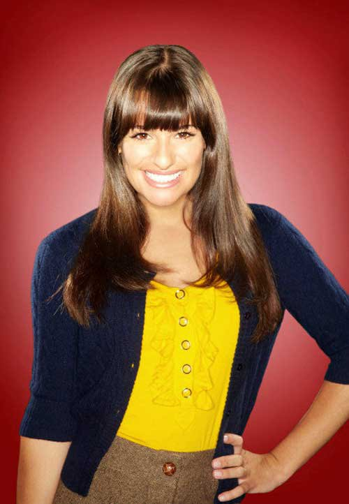 Rachel Berry-Léa Michele