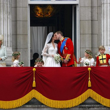 le mariage de kate et william