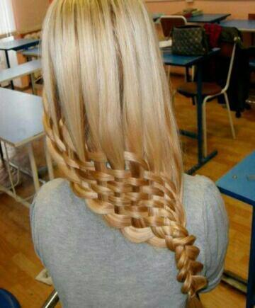 Et sais mais cheveux
