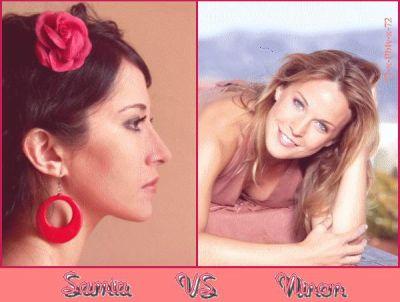 Samia vs Ninon