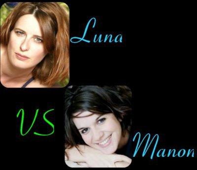 Luna vs Manon