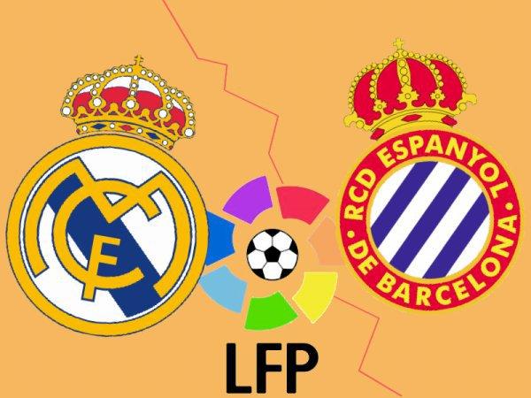 real madrid vs espangnol