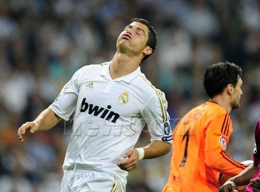 real madrid vs lyon 2011