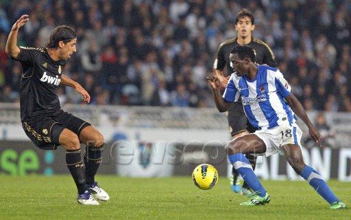 Real Sociedad vs Real Madrid 0:1