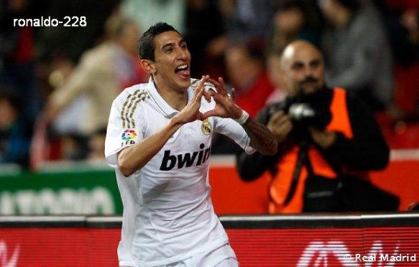 Sporting Gijón 0 - 3 Real Madrid