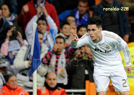 real madrid 5 ; 1 ponferradina