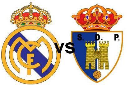 Real Madrid 5-1 Ponferradina Copa del Rey All Goals 20/12/2011