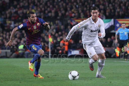 real madrid 2 ; 2 barcelona