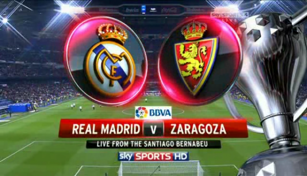 Real Madrid Vs Real Zaragoza 3-1 HD All Goals & Full Highlights Liga BBV...