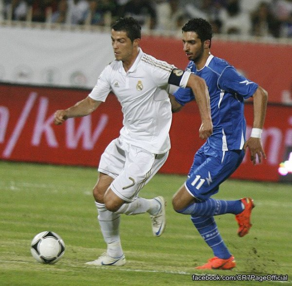 real madrid 2 ; 0 kuwait