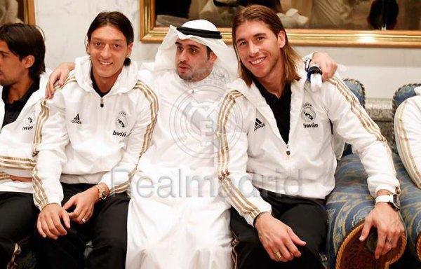 real madrid in kuwait