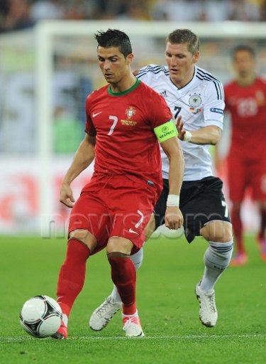 germany 1 : 0 portugual  Euro2012