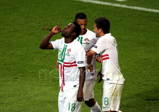 portugual vs denmark  3:2   euro 2012