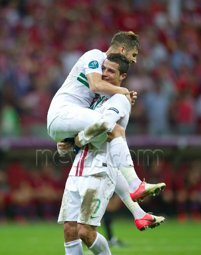 portugal 1 : 0  république tchéque  euro 2012
