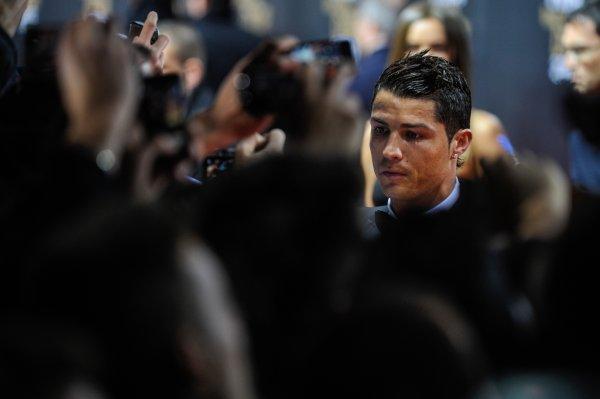 fifa ballon d'or 2012