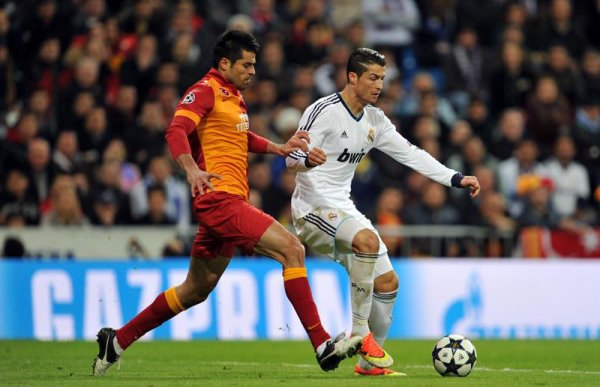 real madrid 3 : 0 galatasaray ♦♦♦    ♥♥♥ hala madrid