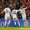 real madrid vs galatasaray  ♥ hala madrid